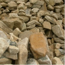 Mixed Randon Walling Stone